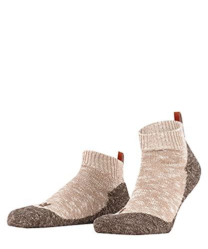 FALKE Herren Lodge Homepad M HP Hausschuh-Socken, Blickdicht, Beige (Sesame 4390), 45-46