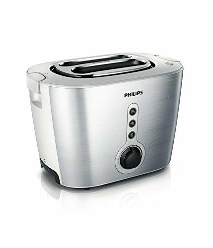 Philips HD2636/00 Toaster aus Edelstahl 1000 W