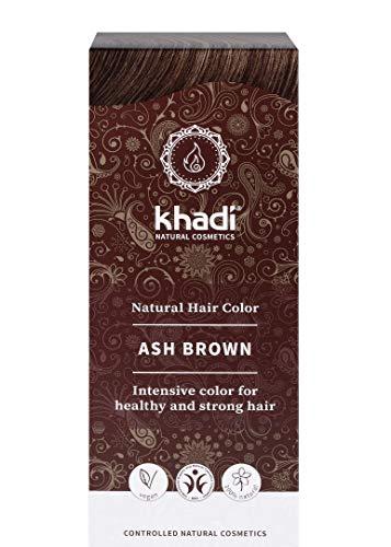 Khadi Natural Ash Brown Hair Colour 100g