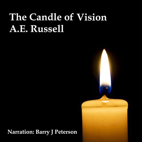 The Candle of Vision audiobook cover art