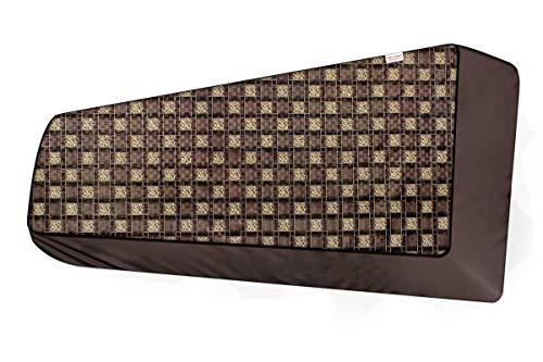 GURU-ISHMA Set of Indoor and Outdoor Split AC Cover for 1.5 Ton Split Air Conditioner