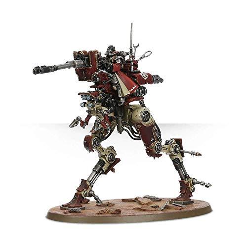 GAMES WORKSHOP 990000000000 Adeptus Mechanicus Ironstrider Figur