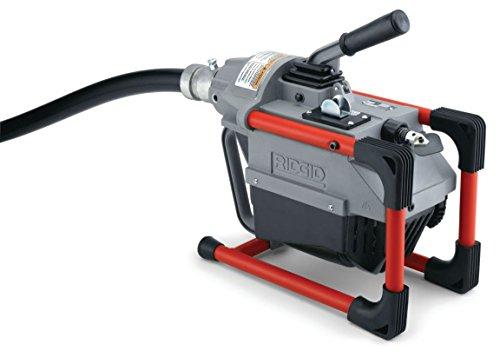 RIDGID 94497 Desatascadora, 230 V, Rojo, gris y negro