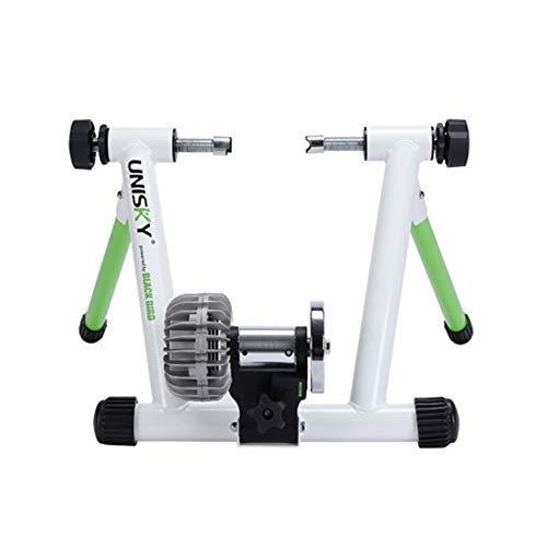 Bicycle Turbo Trainer Racefiets Trainer, Portable Weerstand Sport Hometrainer Ondersteuningsroller met Bike Stand voor Indoor Cycling