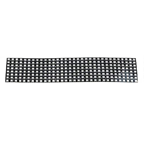Haude 8X32 SK6812 WS2812B Addresable Flexible LED-Panel Pixel Bildschirm Digital DC 5V