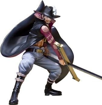 Bandai Tamashii Nations  Dracule Mihawk  One Piece - Figuarts Zero  Battle Version