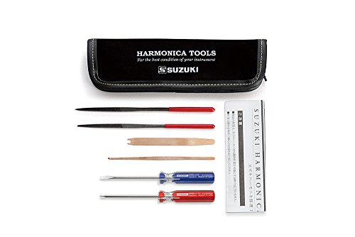 suzuki MAINTENANCE SUZUKI SET Harmonicas Harmonica accessories
