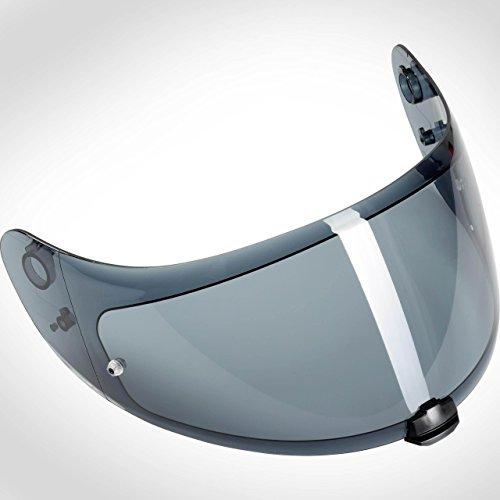 HJC Helmets Shield/Visor HJ-20M(Dark Smoke, Clear) for FG-17, IS-17, RPHA ST Helmets, Bike Racing Motorcycle Helmet Accessories - Made in Korea (Smoke) by