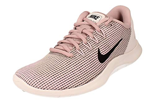 Nike Womens Flex 2018 RN Running Trainers AA7408 Sneakers Shoes (UK 6 US 8.5 EU 40, Plum Chalk 500)