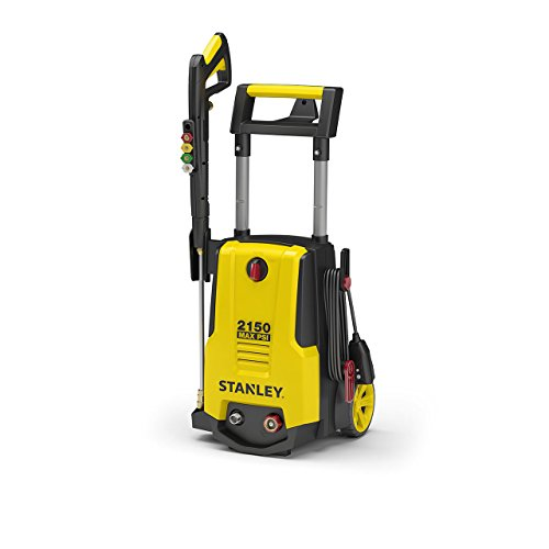 Stanley SHP2150 Electric Pressure Washer with Spray Gun,...
