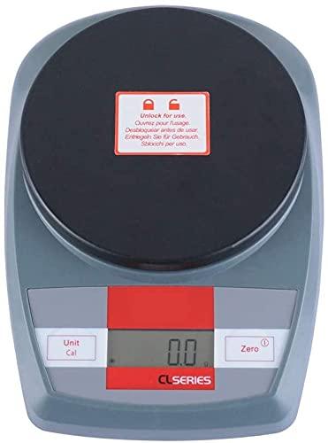Fisecnoo Báscula digital portátil de joyería Mini balanza electrónica de 0,1 g, báscula de cocina, bolsillo para hornear, para té, cocina, dieta y pesaje (color: 2 kg/0,1 g)