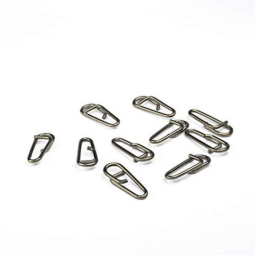 Seaspin Jack Fast Links - Connettori per Esche Artificiali, Confezione da 10