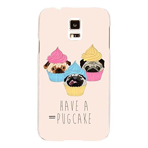DISAGU SF de SDI de 3787_ 1167# zub- CC5410Diseño Carcasa para Samsung Galaxy S5–Diseño Have a pugcake