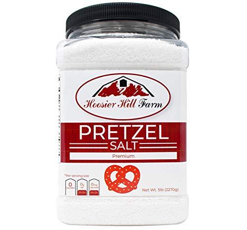 Hoosier Hill Farm Coarse Pretzel Salt (5 pounds)