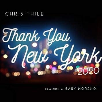 Thank You, New York (2020) [feat. Gaby Moreno]
