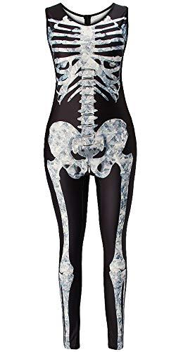 - Damen Bodysuit Halloween Kostüme