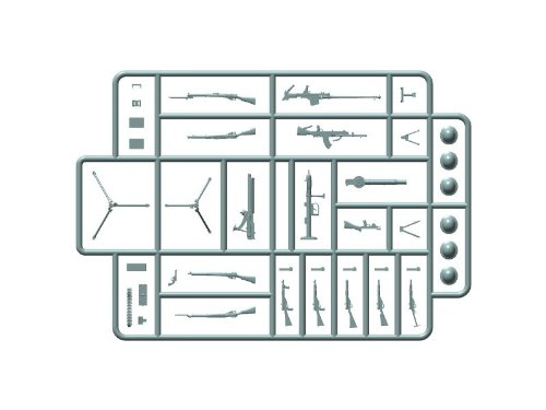 Masterbox 1:35 - British Weapons Set WWII MAS35109