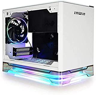 Inwin A1 Plus Mini-Itx, INKL. 650 W. Color Blanco.