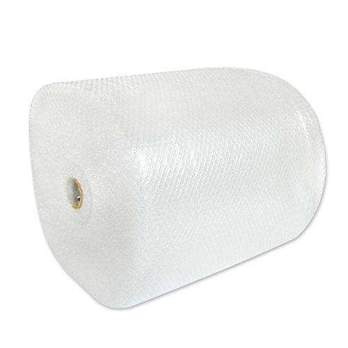 Versando - Rollo de plástico de burbujas 100 m de largo, 50cm de ancho, doble capa 40my Bubble-LT burbujas resistentes