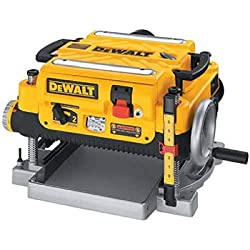 DEWALT DW735 Planer - Best for Larger Materials