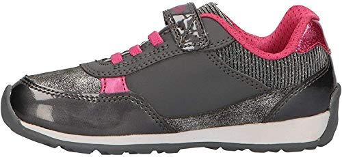 Geox Laufschuhe Mädchen, Farbe Grau, Marke, Modell Laufschuhe Mädchen J94G2A Grau