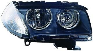 Fits BMW X-3 2007-2010 Headlight Assembly Halogen Passenger Side
