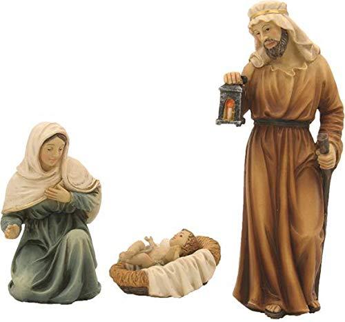 Dekop Heilige Familie orientalisch, geeignet für 11cm Krippenfiguren (44635099096)