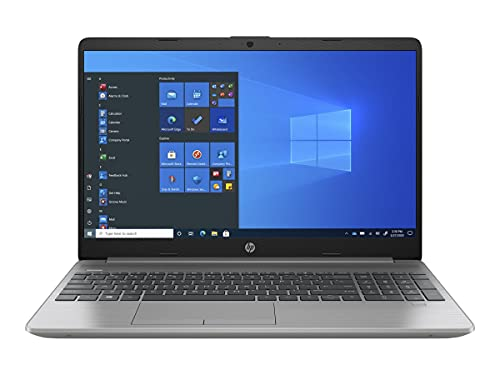 HP 250 G8 - Ordenador portátil Profesional de 15,6' FullHD (Intel Core i5-1135G7 , 8GB RAM, 256GB SSD, Intel UHD Graphics, Windows 10 Home) Gris - teclado QWERTY