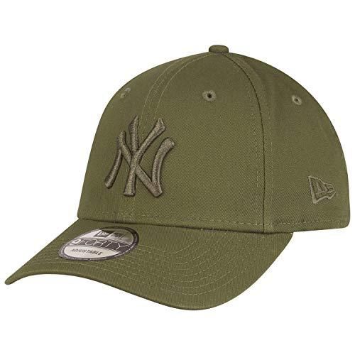 New Era 9Forty Strapback Cap - New York Yankees Oliv