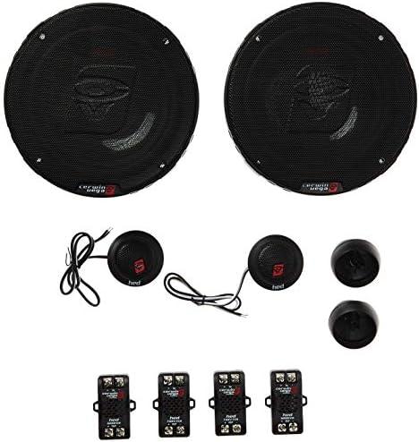 CERWIN VEGA Mobile H765C HED R Series 6 5 360 Watt Component Speaker System product image