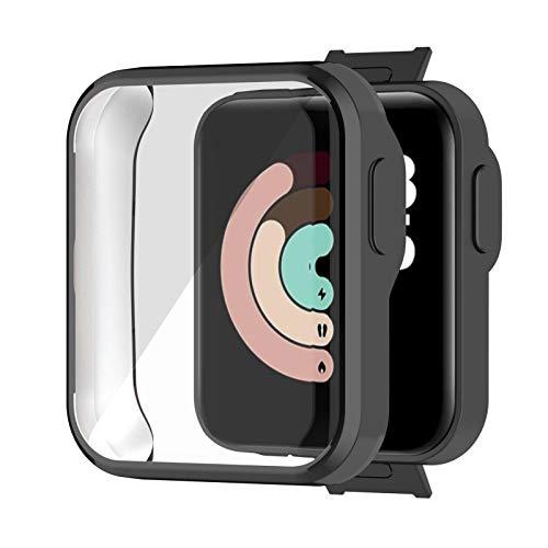NMSL Reloj Funda Protectora Reloj Protector Compatible con Xiaomi MI Watch Lite...