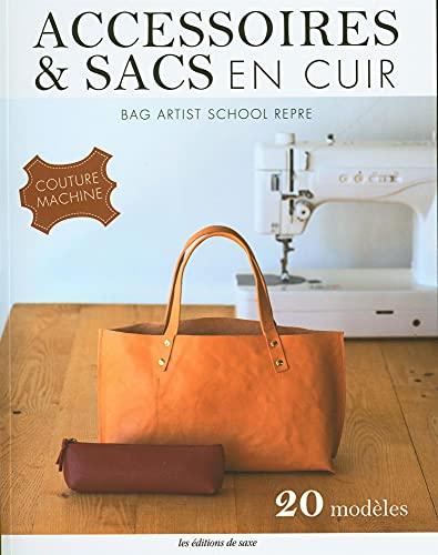 Accessoires & sacs en cuir couture machine