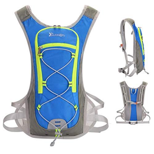 LHY EQUIPMENT Waterproof Bike Backpack, Lightweight 8L Cycling Bicycle Running Backpack for Fitness Running Hiking Climbing Camping Skiing Biking Trekking