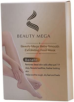 Beauty Style Home Use Foot Mask 5 OFFicial ☆ very popular Peel Remove Exfloliating Callus