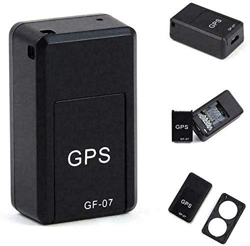 GF07 Mini Rastreador GPS Magnético En Tiempo Real Localizador De Vehículos, Camiones Y Vehículos, Rastreador GPS Antirrobo, Dispositivo De Rastreo De Ubicación Para Niños
