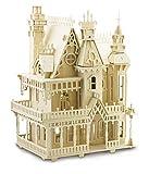 Fantasy Villa - Quay Woodcraft Construction Kit FSC