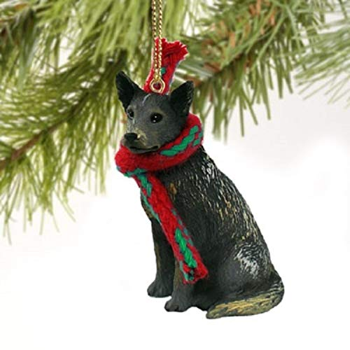 Australian Cattle Dog Miniature Ornament - Blue by Conversation Concepts