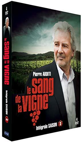 Le Sang DE LA Vigne INTEGRALE Saison 3-4DVD
