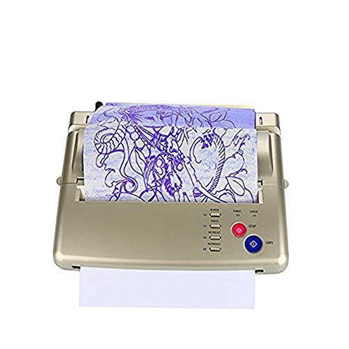 Qkiss Impresora de Transferencia del Tatuaje