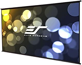 Elite Screens DIY Wall 2 Series, 135-inch 16:9, Do-It-Yourself Indoor & Outdoor Wall Projection Screen, Model: DIYW135H2