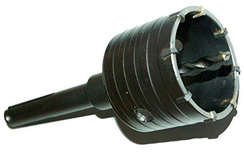 SJWJ SDS MAX Schlagebohrkrone 125 mm M22 komplette Bohrkrone für SDS MAX Bohrhammer