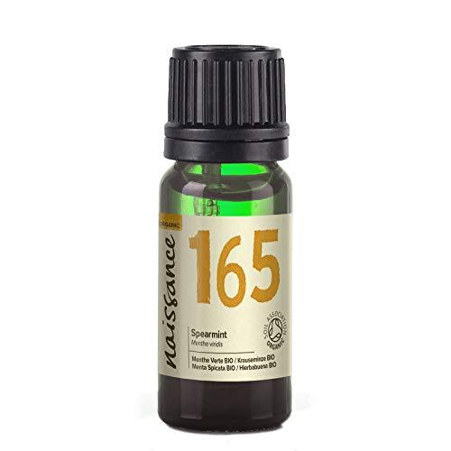 Naissance Spearmint (Krauseminze) (Nr. 165) 10ml BIO zertifiziert 100% naturreines ätherisches Öl