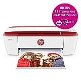 HP Deskjet 3733 Imprimante Multifonction Jet d'encre Couleur (8 ppm, 4800 x 1200 PPP, Mode Silencieux, WiFi, Impression Mobile,...