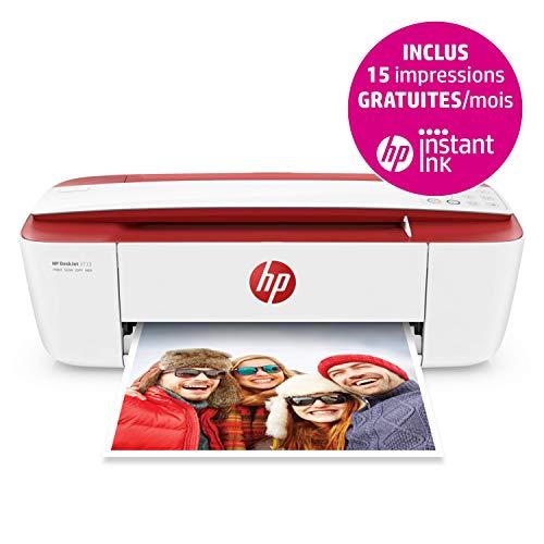 HP Deskjet 3733 - Impresora multifunción Wi-Fi