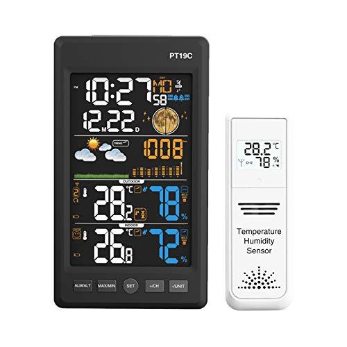 estación meteorológica con pantalla lcd fabricante Goolifemhs