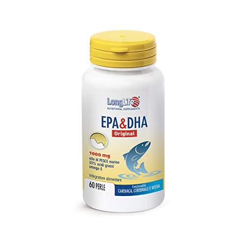 Longlife Epa&Dha Original 1000Mg - 80 Gr