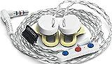 Urbanears Reimers - Auriculares de botón para Apple (Intraaural, Alámbrico, 101 dB, 20-20.000 Hz), Color Blanco