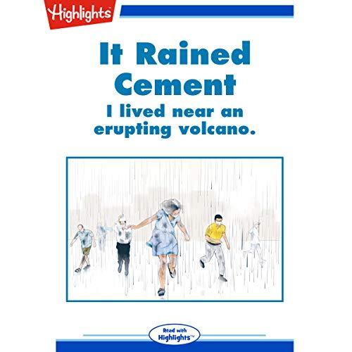 It Rained Cement copertina