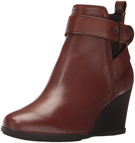 Geox D Inspiration Wedge, Botas Mujer