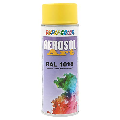 Dupli-Color 666391 Aerosol Art Ral 1018 sdm. 400 ml